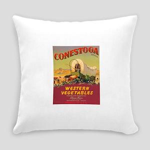 Conestoga Western Vegetables Everyday Pillow