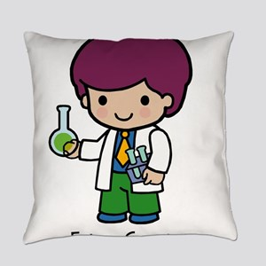 Future Scientist - Boy Everyday Pillow