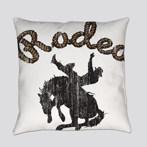 Retro Rodeo Everyday Pillow