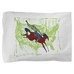 American Cowboy Pillow Sham
