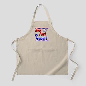 Paul for President BBQ Apron