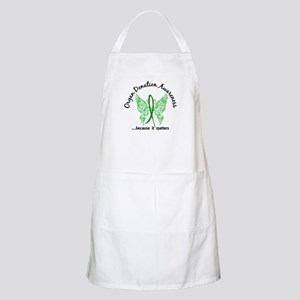 Organ Donation Butterfly 6.1 Apron