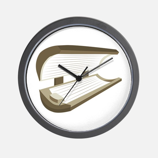 Tanning Bed Wall Clock