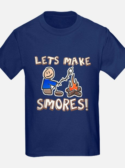 Lets Make SMORES! T