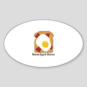 Bacon & Egg Sticker
