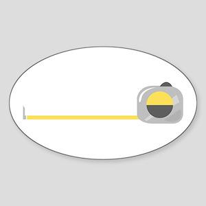 Tape Measure Sticker