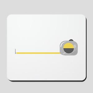 Tape Measure Mousepad