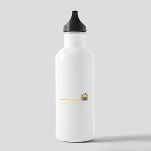 Tape Measure Water Bottle