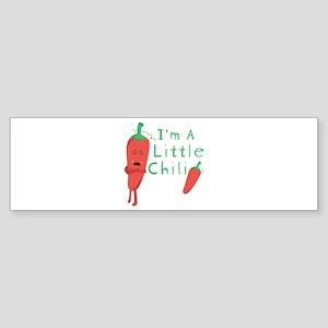 Little Chili Bumper Sticker