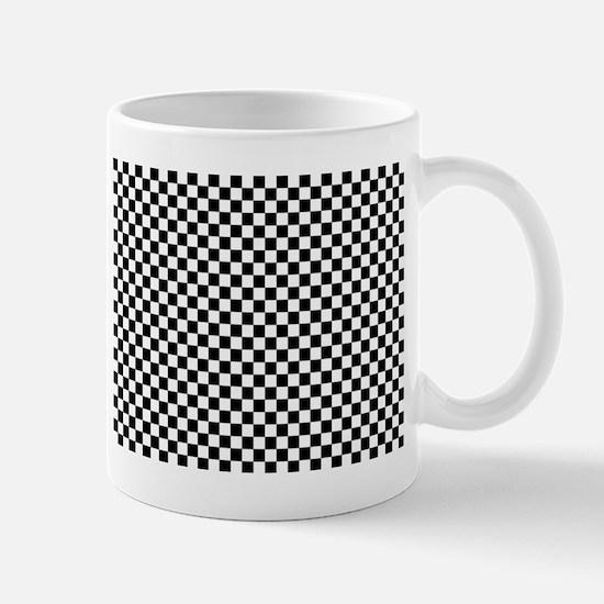Cute Checkers Mug
