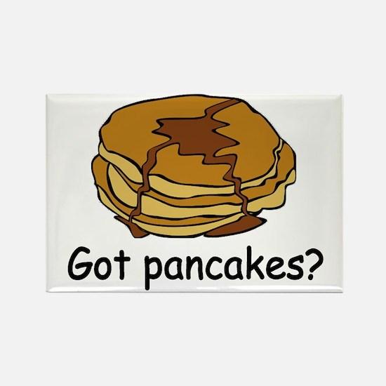 Got pancakes? Rectangle Magnet