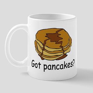 Got pancakes? Mug