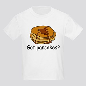 Got pancakes? Kids Light T-Shirt