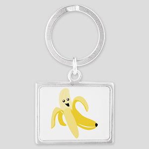 Silly Banana Keychains