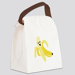 Silly Banana Canvas Lunch Bag
