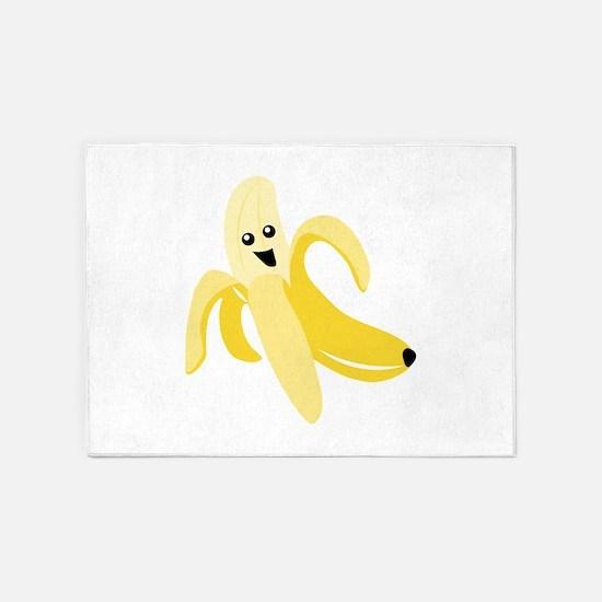 Silly Banana 5'x7'Area Rug
