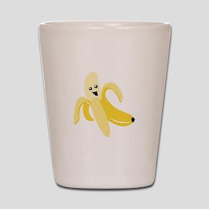 Silly Banana Shot Glass