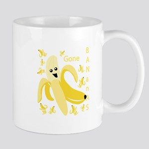 Gone Banana Mugs