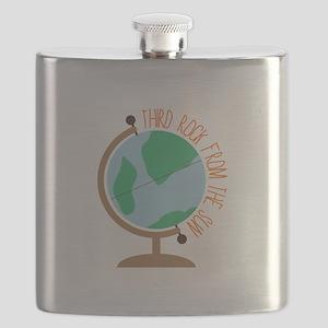 Third Rock Flask