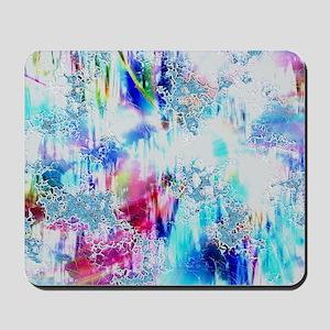 Abstract Life Mousepad