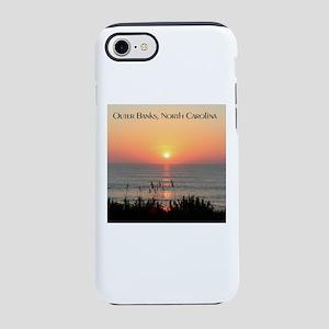 Outer Banks Sunrise iPhone 7 Tough Case