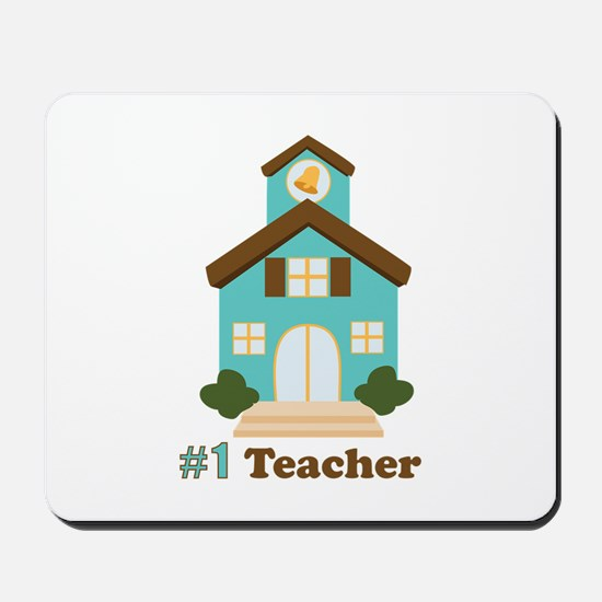 Teacher Mousepad