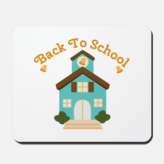 Back To School Mousepad