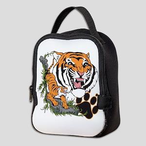 Tigers Neoprene Lunch Bag