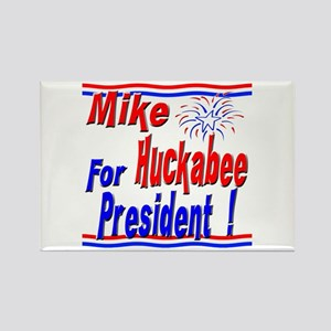 Huckabee for President Rectangle Magnet