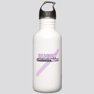 Rugby Sports Mom Stainless Water Bottle 1.0L