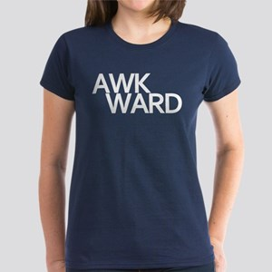 Awkward Women's Dark T-Shirt