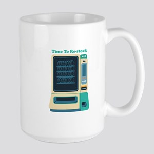 Time To Re-stock Mugs