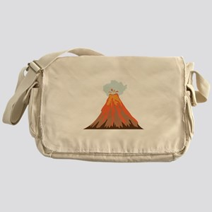 Volcano Messenger Bag