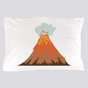 Volcano Pillow Case