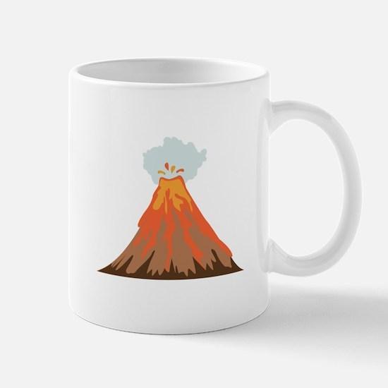Volcano Mugs