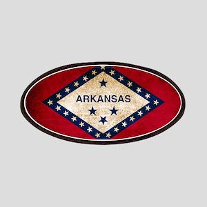 Vintage Flag of Arkansas Patch