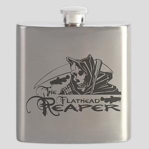 FLATHEAD REAPER Flask