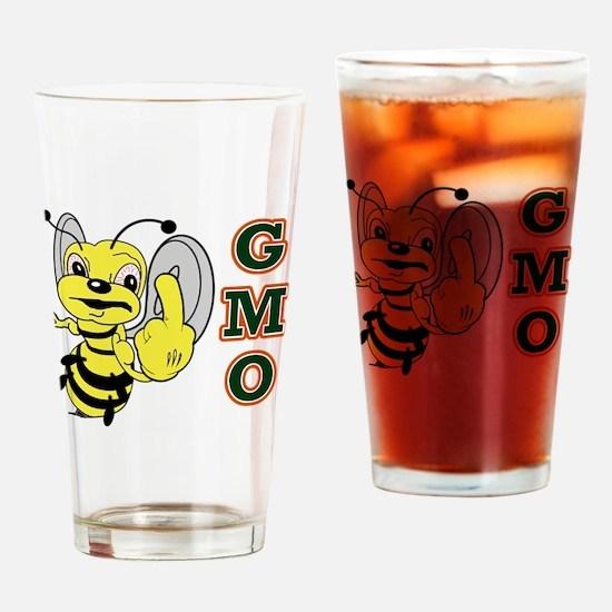 Cute Organic Drinking Glass