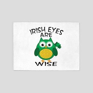 Irish Eyes 5'x7'Area Rug