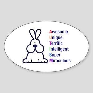 Autism 317 front Sticker
