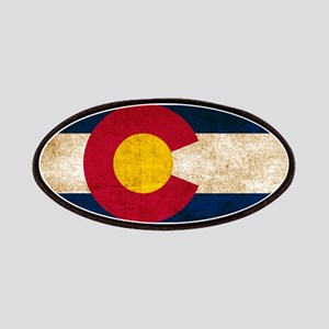 Vintage Flag of Colorado Patch