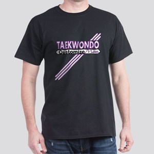 Taekwondo Mom Dark T-Shirt