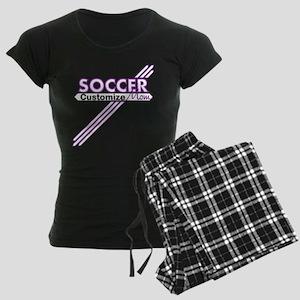 Soccer Mom Women's Dark Pajamas