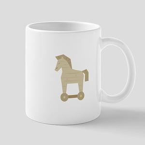 Trojan Horse Mugs