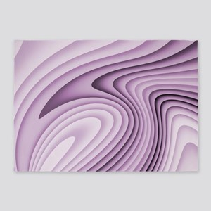 New Upswing,lilac 5'x7'Area Rug