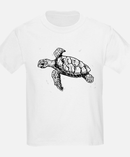 Reef sea turtle T-Shirt