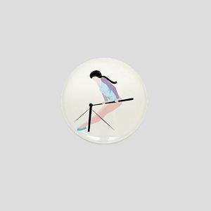 Gymnast Mini Button
