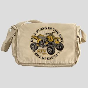 Plays in the Dirt ATV Messenger Bag