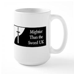 MTtS_UK Logo Large Mug