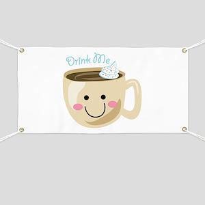 Drink Me Banner
